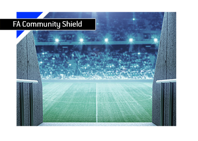 The odds and match preview for the 2018 Football Association Community Shield game - Manchester City vs. Chelsea.  Bet on it!