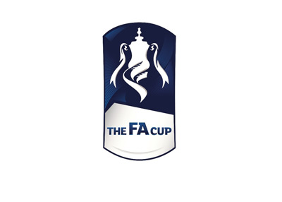The FA Cup logo - Year 2015 - Football Association - England