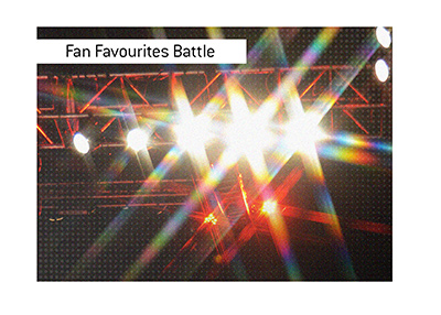 The battle of fan favourites takes place in the middle of month of September, 2019.