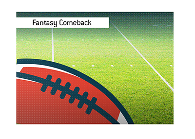 Fantasy football is making a comeback with a deal with the NFL.