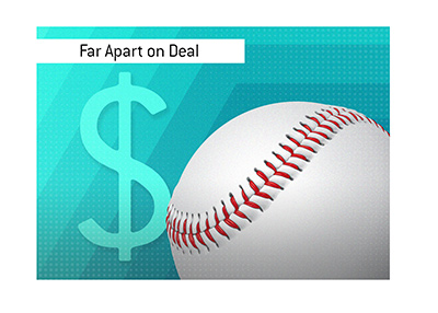 The 2020 baseball season is in jeopardy. The two sides far apart on the deal.