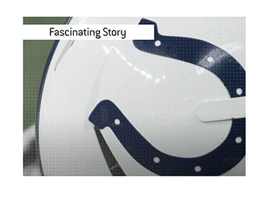 The fascinating story of the Colts franchise moving from Baltimore to Indianapolis overnight.