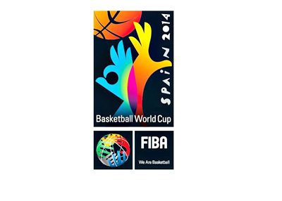 2014 FIBA logo - Spain - Basketball World Cup