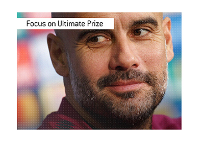 Focused on the ultimate prize - Pep Guardiola, Man City and the Champions League.