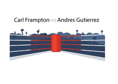 Carl Frampton vs Andres Gutierrez - Boxing match - Betting odds.