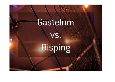 Kelvin Gastelum vs. Michael Bisping - UFC - Mixed Martial Arts - Matchup - Fight - Odds.