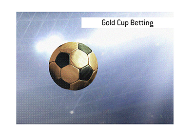 Betting on Gold Cup games is easy.  Here is how!