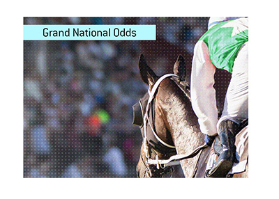 Grand National 2019 is taking place on April 4th.  Place your bets!