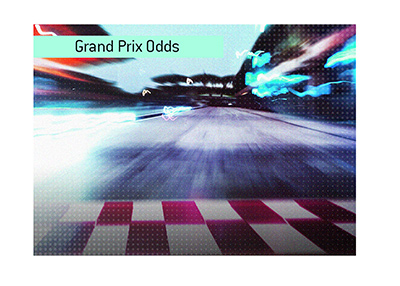 Formula 1 racing - Azerbaijan Grand Prix winning odds.  Who is the favourite?  Bet on it!