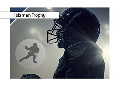 Odds to win the Heisman Trophy for the year 2018.  Who is the favourite?