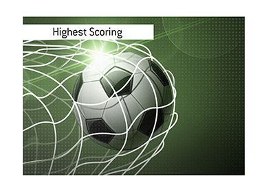 The record for the highest scoring game in the EPL dates back to year 2007.