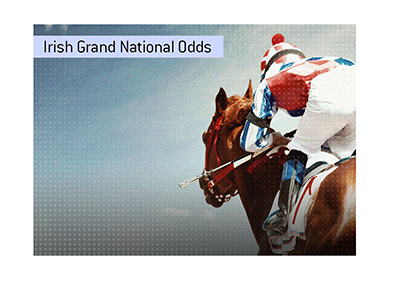 The 2019 Irish Grand National horse race odds.  Who is the favourite to win?