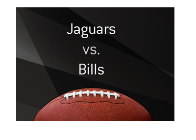 Jacksonville Jaguars vs. Buffalo Bills - Football match - Preview.