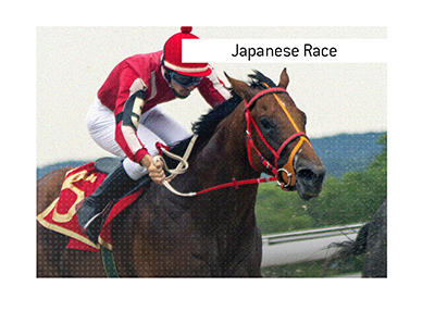 Hopeful Stakes is one of the newer races, held in Japan.  If you bet on it, do it responsiby.  Good luck!