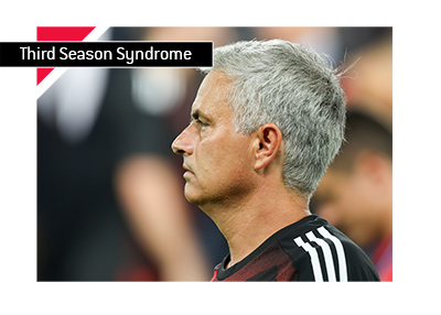 Is the Jose Mourinho third year syndrome taking effect at Manchester United this season?  2018-19 EPL.