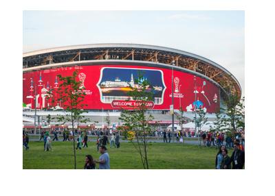 Confederations Cup 2017 - Russia - Kazan Stadium - Kazan.