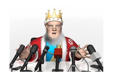 The Sports King is holding a press conference about the NFL preseason betting.  Important things to consider.