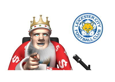 The Sports King is reporting on the miracle of Leicester City - 2015/16 English Premier League season