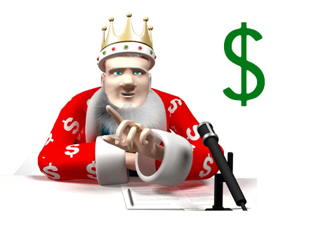The King is reporting on the latest from the Sportsbook world