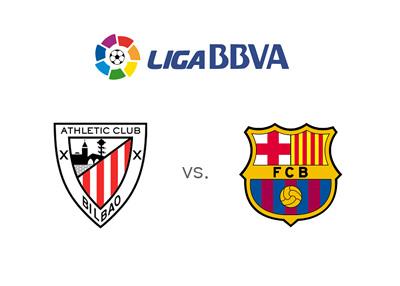 King presents - Athletic vs. Barcelona - La Liga matchup - Live from the Studio