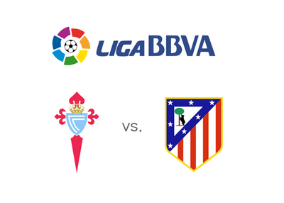 Celta Vigo FC vs. Atletico Madrid FC - Spanish La Liga matchup - Favourite to win?