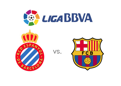 Spanish La Liga matchup between Espanyol and Barcelona - Odds, preview and the favourite to win