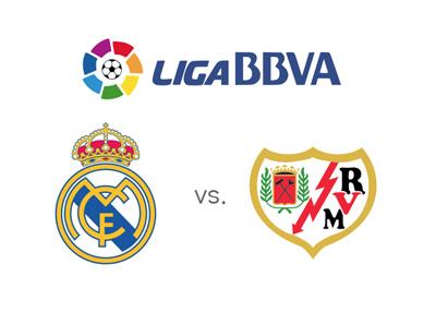 Real Madrid vs. Rayo Vallecano - Spanish La Liga matchup, preview and odds