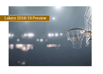 The preview of Los Angeles Lakers basketball team in the upcoming 2018-19 season.  How well will Lebron do in the West?