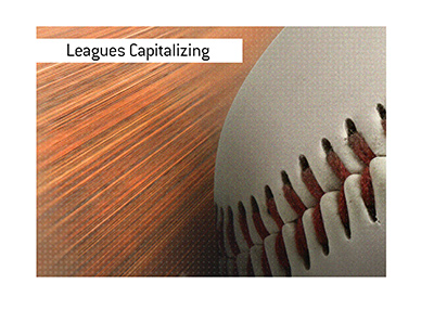 North American leagues are rapidly capitalizing on changing laws in regards to sports betting.