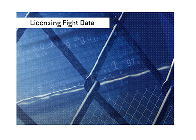 The MMA giant is introducing the licensing of fight data to sportsbooks world-wide.