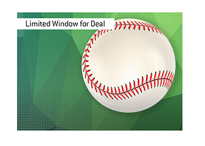 There is only so much time left to make a deal for the 2020 baseball season.