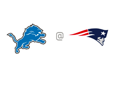 Detroit Lions at New England Patriots - Matchup and Odds - National Football League - NFL