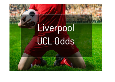 The odds of Liverpool winning the 2017/18 Champions League. Photo / illustration.