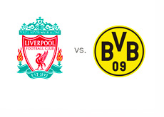 Liverpool FC vs. Borussia Dortmund - Matchup and Odds