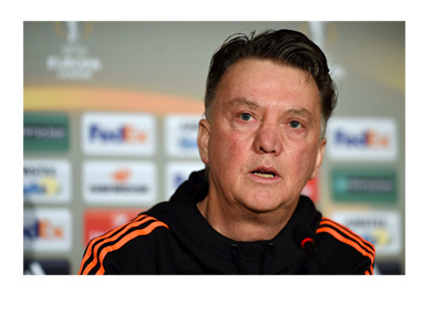 Louis van Gaal - Manchester United FC press conference