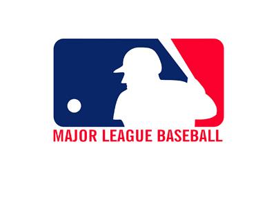 MLB - Major League Baseball - Logo - Year 2015 - 400 pix width