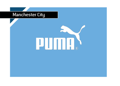 Manchester City FC and PUMA announce kit partnership - Financial details revealed - Year is 2018.