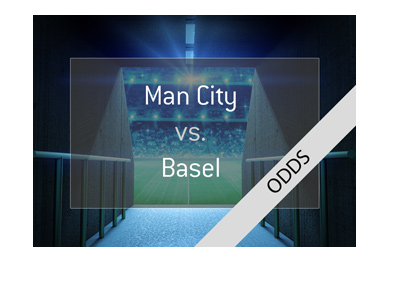Manchester City host Basel FC in the second leg match of the UEFA Champions League Round of 16.  Odds and preview.