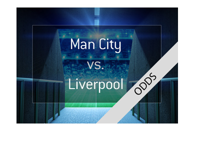 Manchester City vs. Liverpool - Betting Odds - Champions League quarter-finals second leg - 2017/18 season.  Etihad Stadium.  Bet on it!