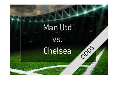 Manchester United vs. Chelsea - 2018 FA Cup Final - Betting Odds.