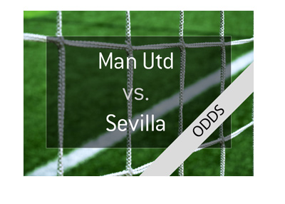 UEFA Champions League - Manchester United vs. Sevilla - 2017/18 season - Odds and game preview.