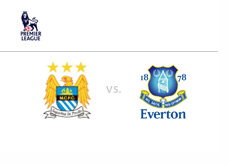 Manchester City vs. Everton - Premier League matchup