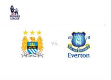 Manchester City vs. Everton - Premier League matchup