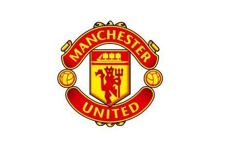 Manchester United - Team Logo - 460 x 330 pixels