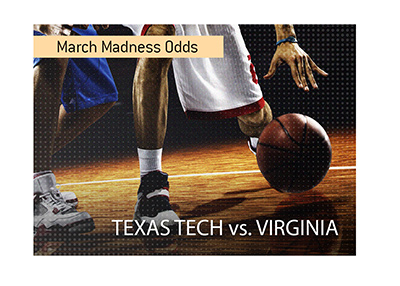March Madness 2019 finals odds - Virginia vs. Texas Tech.  Who will win?  Bet on it!