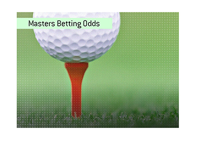 Masters 2019 betting odds.  Can Tiger Woods reach the top again?