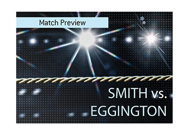 Preview of the upcoming boxing match between Liam Smith and Sam Eggington - Bet on it!