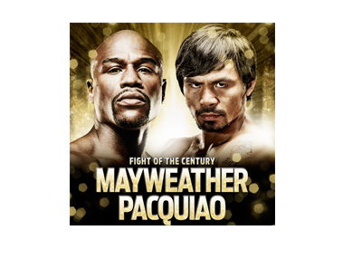 Mayweather vs. Pacquiao - The Fight of the Century - Poster - Year 2015