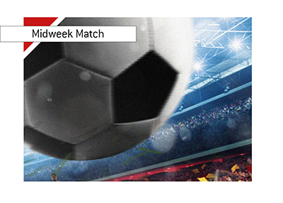 Midweek football match - EPL - Manchester United vs. Arsenal - Bet on it!