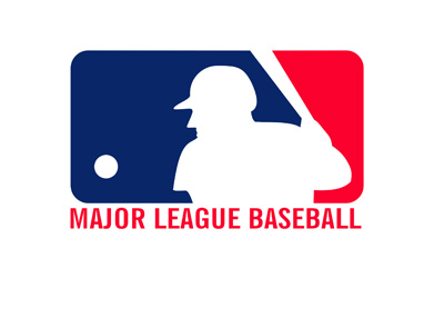 Major League Baseball logo - 400 pixels wide